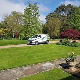 Lawn care in Crowborough