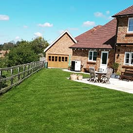 Lawn care in Cranbrook