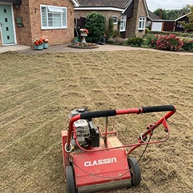Lawn care in Coventry
