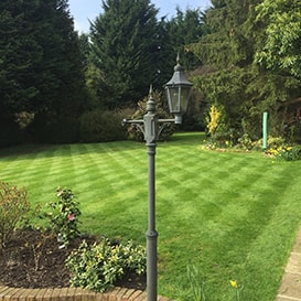 Lawn care in Blandford