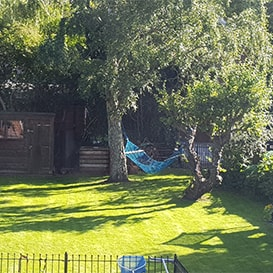 Lawn care in Thame