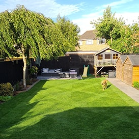 Lawn care in Henley on Thames