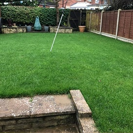 Lawn care in Barrow upon Soar