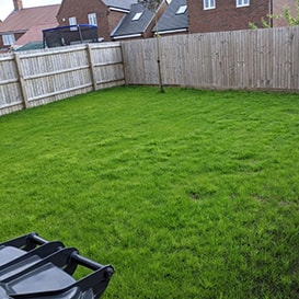 Lawn care in Market Harborough