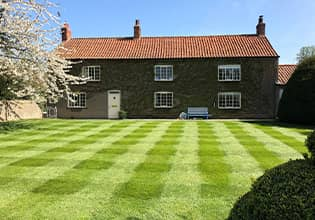West Sussex lawn treatment